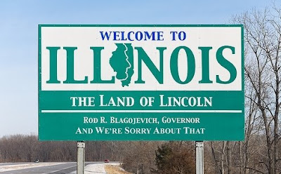 Illinois Primary on Federal Emergency Area So Is Illinois But At Least They Have A
