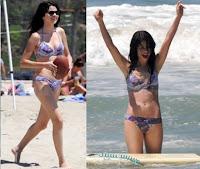 Foto de Selena Gomez en bikini
