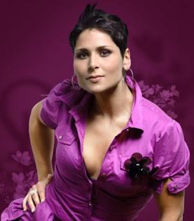 Foto de cantante española Rosa López
