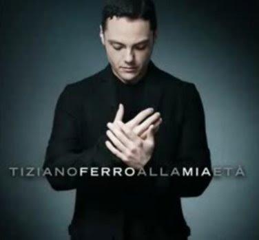 nuevo single de Tiziano Ferro: Alla mia età