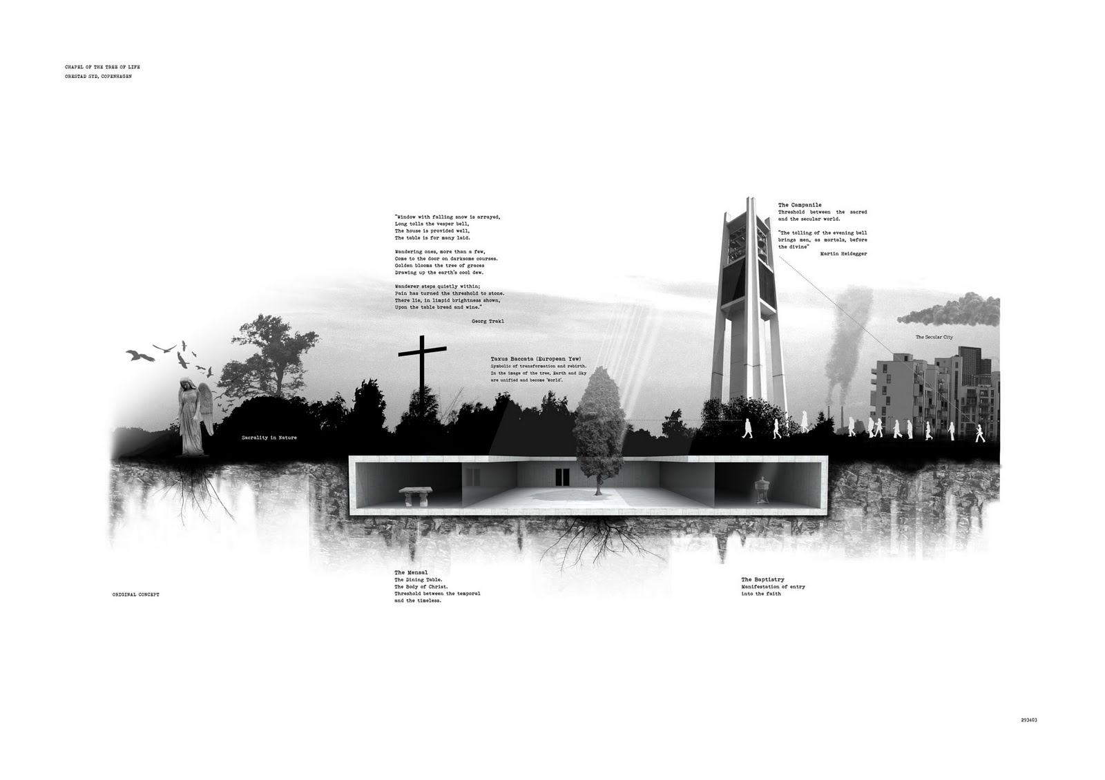 architectural thesis on church