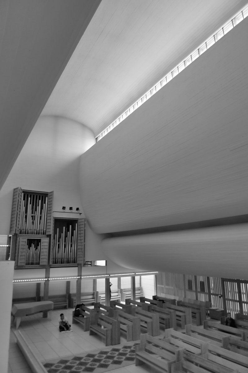 Tectonic transgressions bagsvaerd church for 6 degrees salon portsmouth