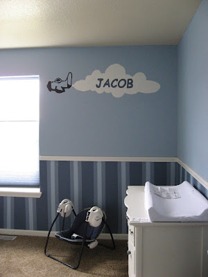 Paint Baby Room on Painting The Baby Room   Free Amazon Gift Cards   What To Expect Blogs
