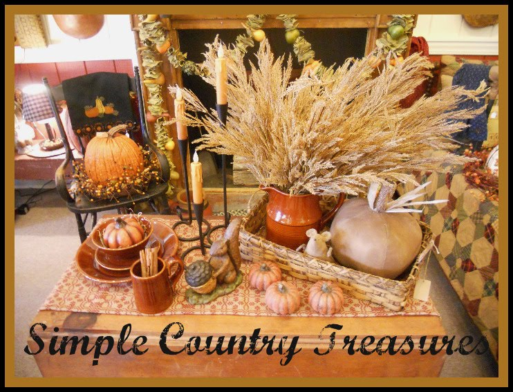 Simple Country Treasures