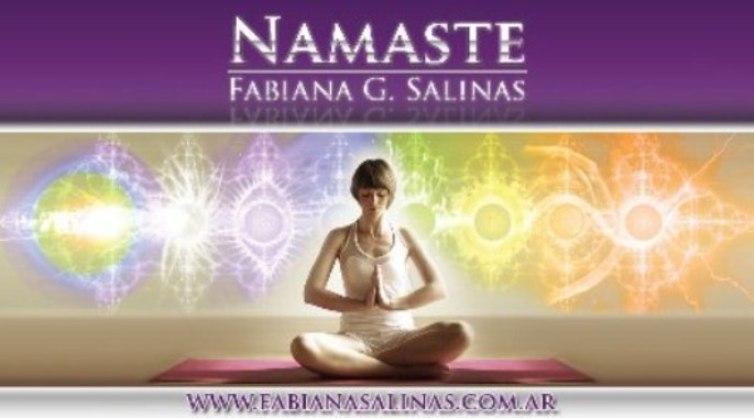 NAMASTE - Fabiana G. Salinas: Pascuas de Resurrección, Jesús en nosotros. tarjeta final reducida namaste fabi