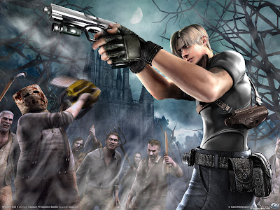 resident evil wallpapers. Review: Resident Evil 4 Wii