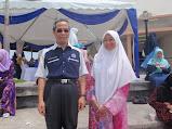 bersama Dato' TNC HEPA