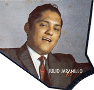 Julio Jaramillo, cantante