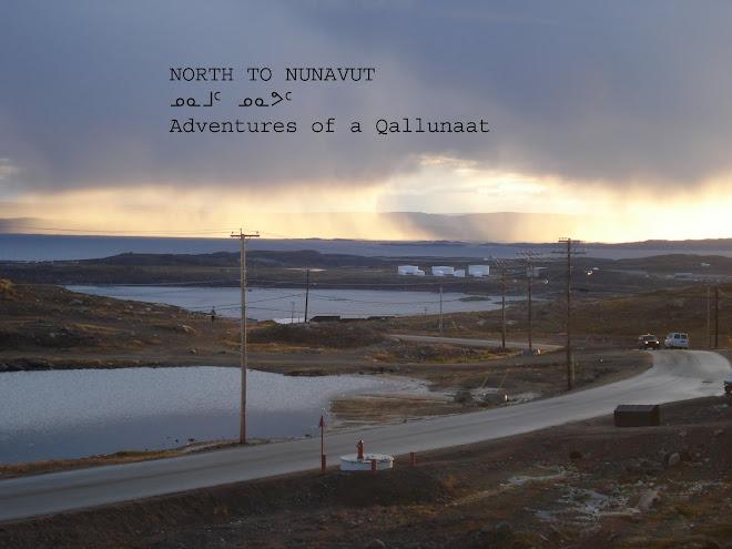 North To Nunavut