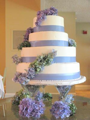 Hydranga wedding