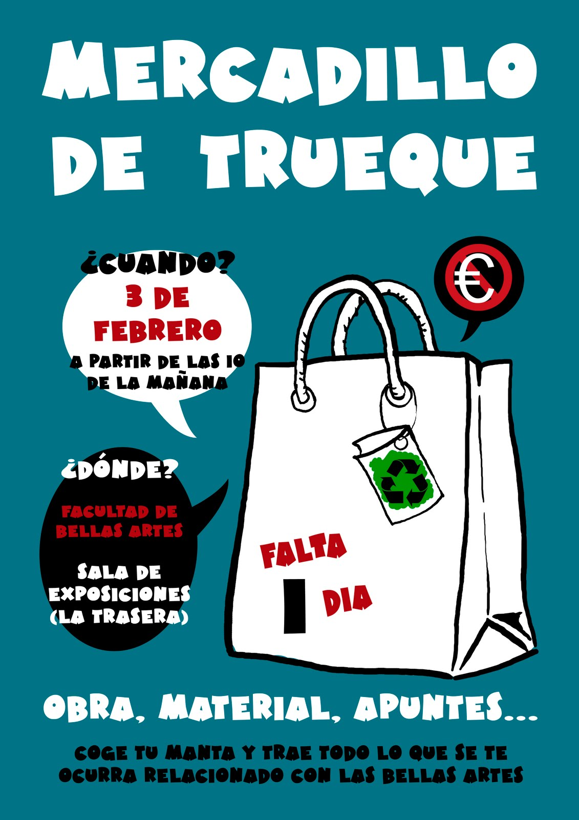 Mercadillos madrile os more 1er mercadillo del trueque - Mercadillos madrid capital ...