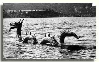 Foto Gambar Hewan Aneh Di Dunia yang berikut Monster La