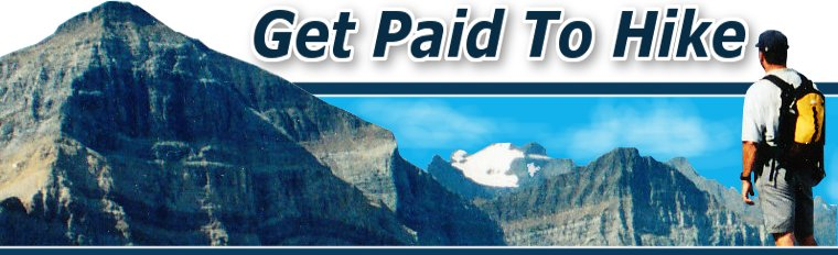 Get Paid to Hike