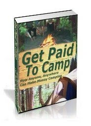 Get paid to Camp - Click Photo