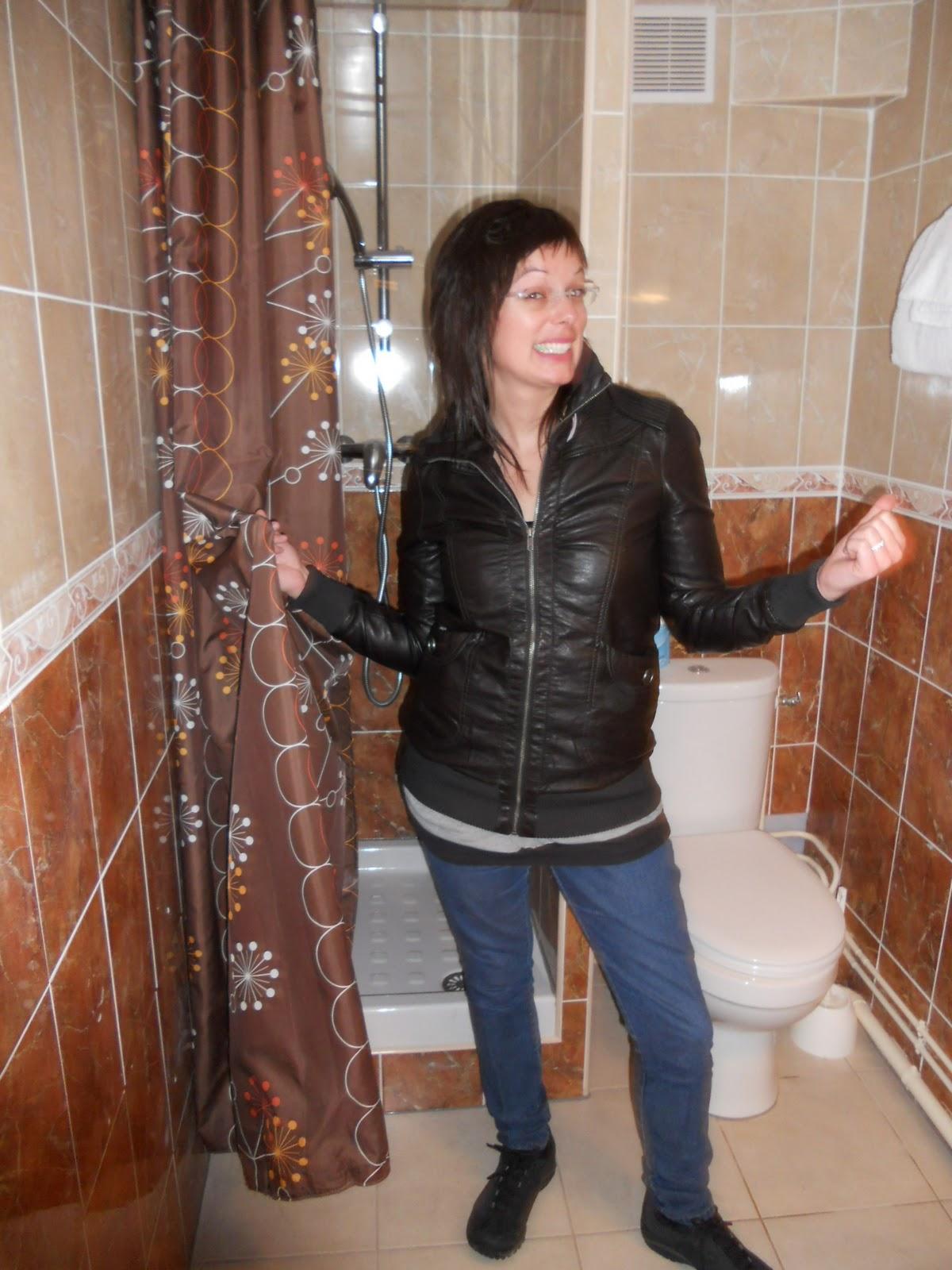 Mon p riple outremer paris me voici for Salle de bain hotel 5 etoiles