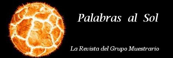 PALABRAS AL SOL - LA REVISTA