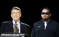 Bill Gate & Afendy
