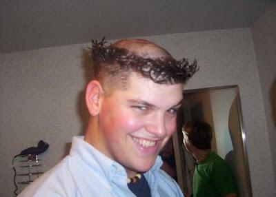 Crazy Hair, Crazy Hair Styles