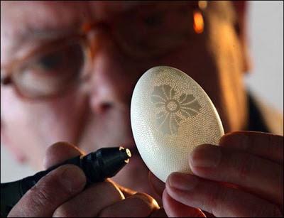 Egg Art Ideas
