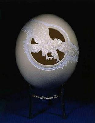 Laser Cut Eggs Pictures