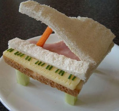 Creative Sandwiches Seen On www.coolpicturegallery.net