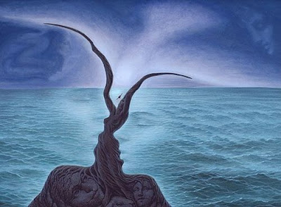Optical Illusions by Octavio Ocampo