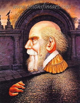 Optical Illusions by Octavio Ocampo