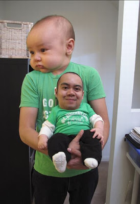 Amazing Man Babies