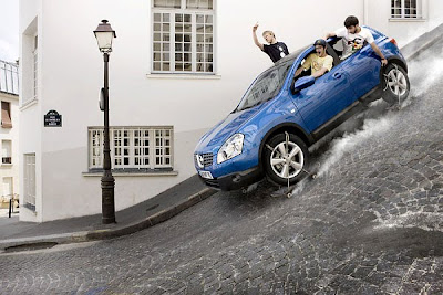 Creative Photography by Romain Laurent