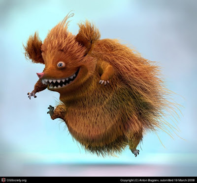 Funny and Creative CG Creatures Seen On www.coolpicturegallery.net