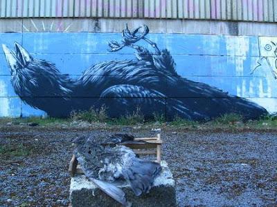 Animal graffiti สัตว์สวยๆคร้าบ