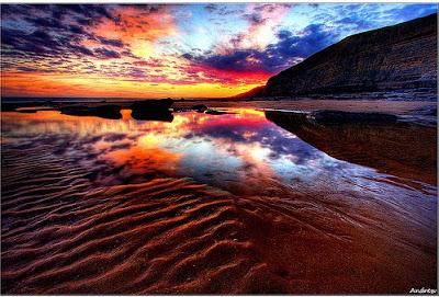 Beautiful HDR Sea Photos