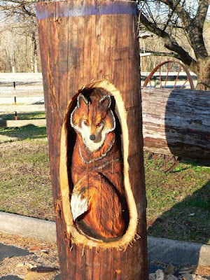 Carving art