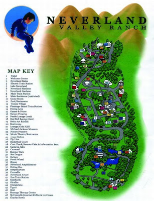 neverland ranch 13 Neverland, kediaman Michael Jackson