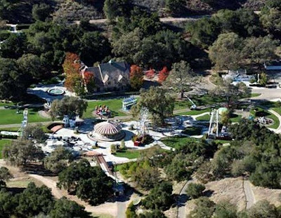 neverland ranch 11 Neverland, kediaman Michael Jackson