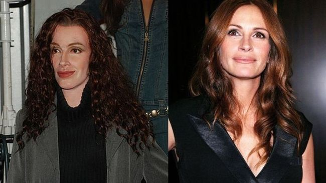 Julia Roberts Wax Figure