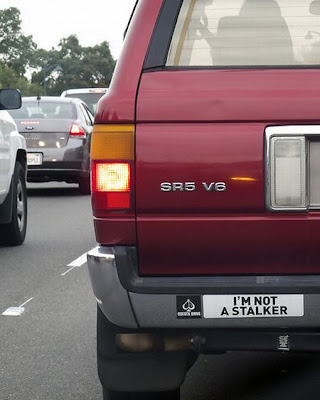 A huge list of the funniest and wackiest bumper sticker quotes