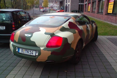 supercars camouflage 11