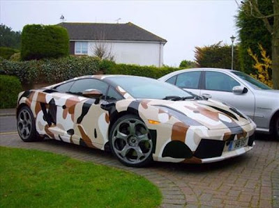 supercars camouflage 07