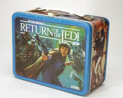 Retro Lunch Boxes