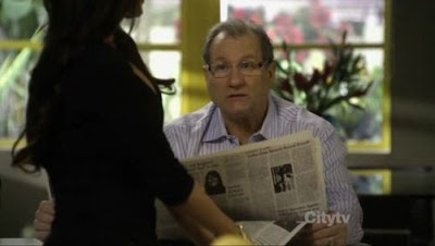 Most Famous Newspaper on TV Shows