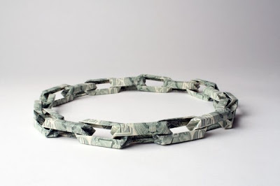 Banknote Jewelry
