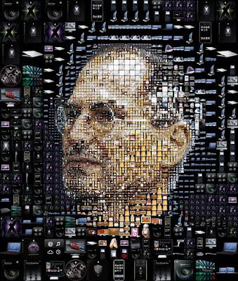 Beautiful Mosaic Portraits