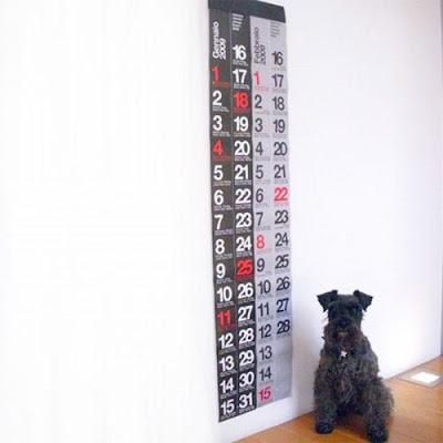 Unusual And Creative Calendar Designs