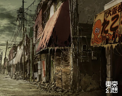 Post-Apocalyptic Picture of Tokyo Seen On  www.coolpicturegallery.net