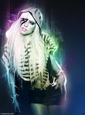 Lady Gaga Inspired Artworks