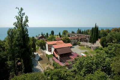 Ghost Town Paradise on the Coast of the Black Sea