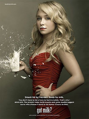 Got Milk Ad Seen On www.coolpicturegallery.net