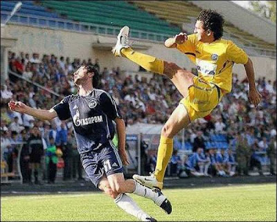Perfectly Timed Sport Photos