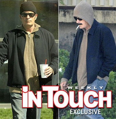 Celebrities in Ridiculous Disguises